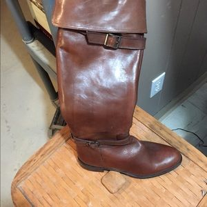 Women's 100/ Italian leather boots